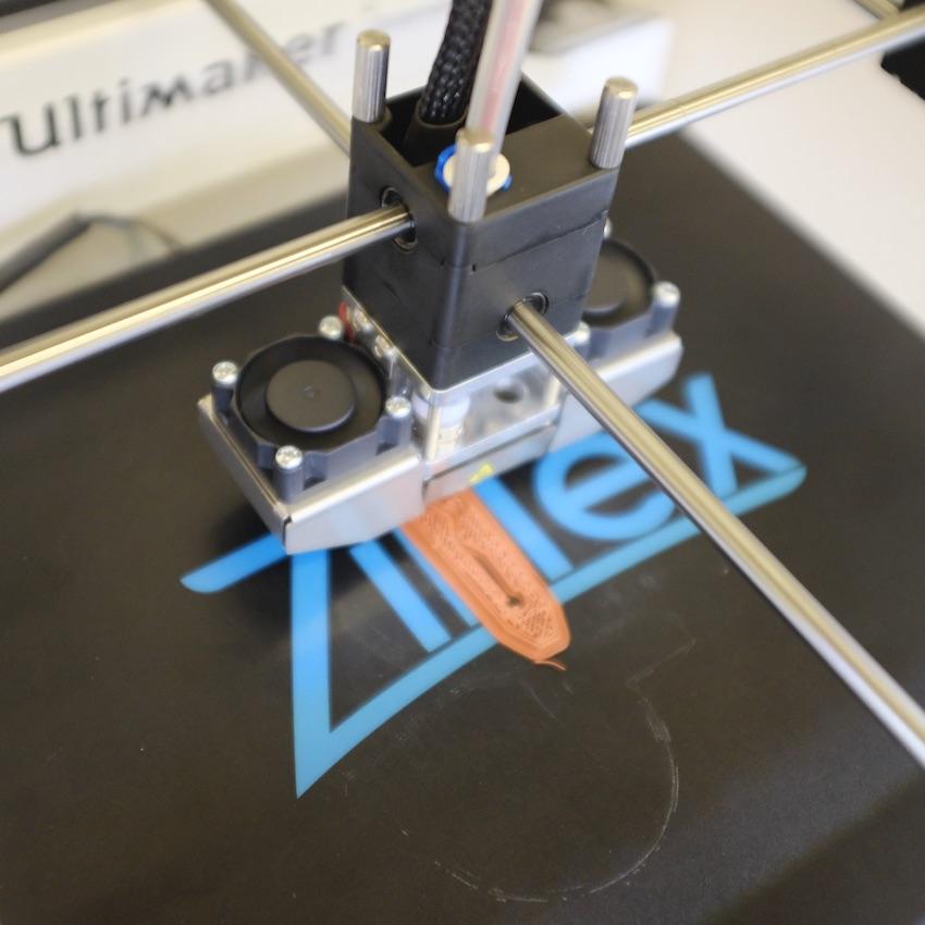 atelier prototypage imprimante 3D ESAD Orléans